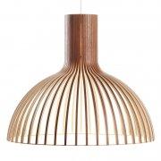 【Secto Design】「Victo 4250 pendant, walnut」ペンダントライト ウォルナット(Φ560×H480mm)