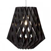 【Showroom Finland】「Pilke 36 pendant, black」ペンダントライト ブラック(Φ360×H380mm)