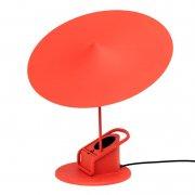 【Wästberg】「w153 Ile table lamp, poppy red」テーブルランプ ポピーレッド(Φ200×H190mm)