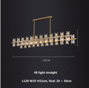 【E-Light】ストレートガラスシェード デザイン照明 10〜60灯 (W700〜W1400mm)<img class='new_mark_img2' src='https://img.shop-pro.jp/img/new/icons1.gif' style='border:none;display:inline;margin:0px;padding:0px;width:auto;' />