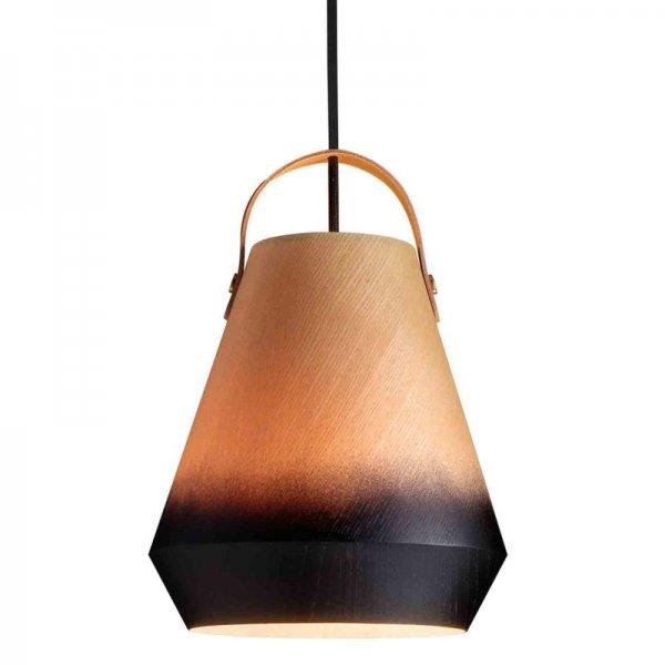 【Örsjö】「Konkret pendant」ペンダントライト ブラック(Φ240×H260mm)