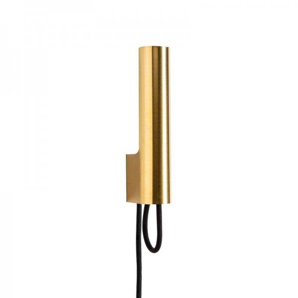 【Örsjö】「Visir wall lamp, brass」ウォールライト ブラス(W45×D65×H210mm)