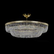 <b>【Preciosa】</b>最高級クリスタルシャンデリア 9灯(W700mm)