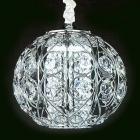 <b></b>【5台から注文可】 クリスタル・モダンペンダントミニシャンデリア 3灯(W300mm)