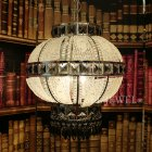 <B>【LA LUCE】</B>「GLOBAL-シリーズ」クリスタルシャンデリア 2灯 ゴールドorクローム