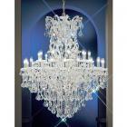 【CLT】クリスタルシャンデリア『MARIA THERESA』31灯(W1140×H1400mm)