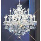 【CLT】クリスタルシャンデリア『MARIA THERESA』16灯(W710×H740mm)
