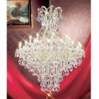 【CLT】クリスタルシャンデリア『MARIA THERESA』25灯 ゴールド(W1020×H1270mm)