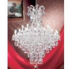 【CLT】クリスタルシャンデリア『MARIA THERESA』25灯 クローム(W1020×H1270mm)