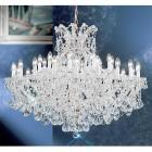 【CLT】クリスタルシャンデリア『MARIA THERESA』31灯 クローム(W1020×H910mm)