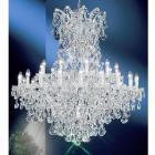 【CLT】クリスタルシャンデリア『MARIA THERESA』31灯 クローム(W1140×H1190mm)