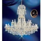 【CLT】クリスタルシャンデリア『MARIA THERESA』37灯 ゴールド(W1630×H1520mm)