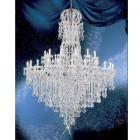 【CLT】クリスタルシャンデリア『MARIA THERESA』37灯 クローム(W1630×H2030mm)