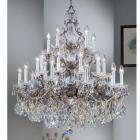 <B>【CLT】</B>クリスタルシャンデリア『Madrid Imperial』21灯(W910×H1020mm)