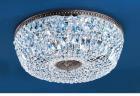 【CLT】シーリングシャンデリア『Crystal Baskets』8灯(W600×H230mm)