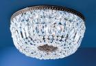 【CLT】シーングシャンデリア『Crystal Baskets』3灯(W350×H200mm)