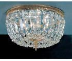 <B>【CLT】</B>シーングシャンデリア『Crystal Baskets』3灯(W300×H200mm)