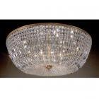 <B>【CLT】</B>シーリングシャンデリア『Crystal Baskets』20灯(W1210×H400mm)