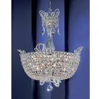 【CLT】クリスタルシャンデリア『Crown Jewels』16灯 クローム(W500×H580mm)