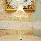 ホワイトシェード・テーブルライト 1灯(φ33×H65cm)