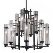 【GENERATION LIGHTING】FEISS Collection デザインシャンデリア「Ethan」12灯(W762×H676mm)