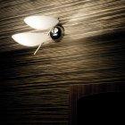 <B>【DeMajo】</B> イタリア製 デザイン・シェードブラケット 2灯 (W170×D280×H220mm)