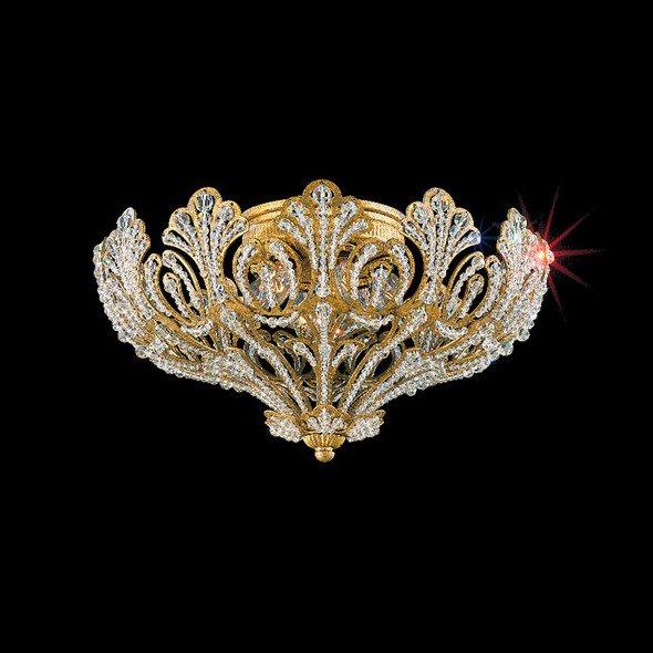 【SCHONBEK】 クリスタルシーリングシャンデリア『RIVENDELL』5灯(W360×H180mm)