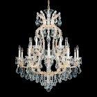 <B>【SCHONBEK】</B>クリスタルシャンデリア『Maria Theresa』16灯(W910×H1120mm)