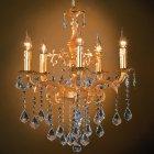 <b>【TAEHWA】</b>デザインシャンデリア 5灯(W500×H600mm)