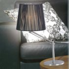 <b>【SUPRA】</B> デザインシェードテーブルライト 1灯(W260×H680mm)