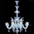 【VENICE ARTE】ヴェネチアンシャンデリア「SanTrovaso」8灯(W800×H1000mm)