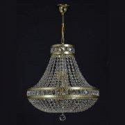 【WRANOVSKY】エンパイア型クリスタルシャンデリア「Stockholm」12灯 (W500×H540mm)