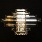 【WRANOVSKY】ウォールライト「Livelli」 2灯(W300×H200mm)