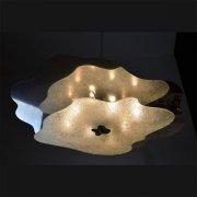 【WRANOVSKY】デザインシーリングライト「Imagine」6灯(W1050×H200mm)
