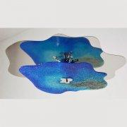 【WRANOVSKY】デザインシーリングライト「Imagine」Beta 6灯(W1050×H200mm)