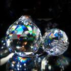 <B>【SWAROVSKI】</B>スワロフスキークリスタルパーツ ボール型(I 型) #8558