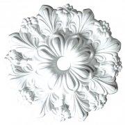 シーリングメダリオン サンファジーI(石膏製)(Φ320mm)