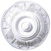 <b>【在庫有!】</b>シーリングメダリオン サンファジーII(石膏製)(Φ495mm)