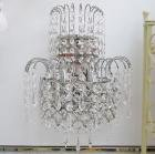<b>【LA LUCE】</b>クリスタルラインブラケット 2灯 クローム(W280×H400mm)<img class='new_mark_img2' src='https://img.shop-pro.jp/img/new/icons24.gif' style='border:none;display:inline;margin:0px;padding:0px;width:auto;' />