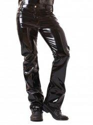 PVCブーツカットジーンズスタイル【取寄(1〜3ヶ月)先払】【返品不可】ww-h1404