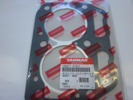 yanmar 2gm20 head gasket 128271-01911