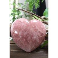 マダガスカル産ローズクォーツ(heart)