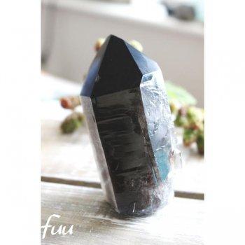 チベット産モリオン(黒水晶)