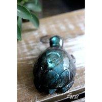 マダガスカル産ラブラドライト(turtle)