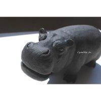カスケード産オブシディアン(Hippopotamus)