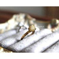 ダイヤモンドリング(k18)