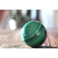 コンゴ産マラカイト(sphere)