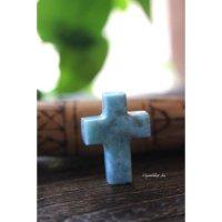 ドミニカ共和国産ラリマー(cross)