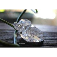パキスタン産ハーキマーダイヤモンド(レインボー)