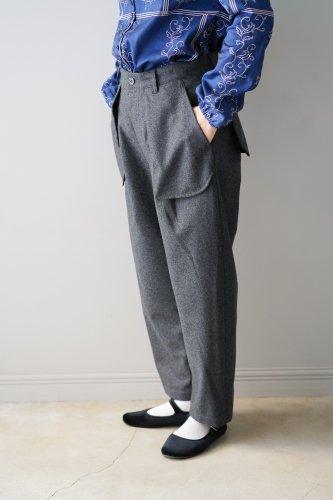 ASEEDONCLOUD Pants (Dark gray)